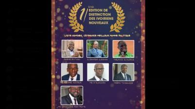 Côte d'Ivoire : Distinction de l'Ivoirien Nouveau, sur 33 nominés, 10 personnalités ayant impacté leur quotidien, récompensées à Yamoussoukro
