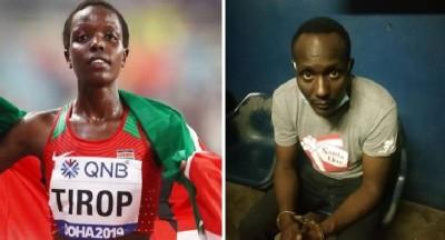 Kenya : En fuite, le mari de l'athlète poignardée rattrapé par la police