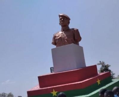 Burkina Faso : Commémoration du 34e anniversaire de l'assassinat de Thomas Sankara