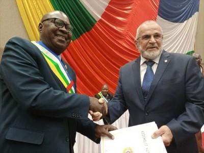 Centrafrique : Le groupe Wagner ovationné et félicité au parlement