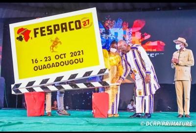 Burkina Faso : ouverture de la 27e édition du Fespaco   La 27e édition du  Festival panafricain du cinéma et de la télévision de Ouagadougou (Fespaco) s'est ouvert ce samedi avec la participation de p