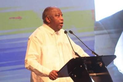 Côte d'Ivoire : Élu président du PPA-CI, Gbagbo affirme qu'il prépare la passation du pouvoir, mais précise que personne ne pourra lui imposer son retrait de la politique