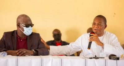Côte d'Ivoire : Développement dans la région de la Bagoué, Bruno Koné salue les actions du conseil régional