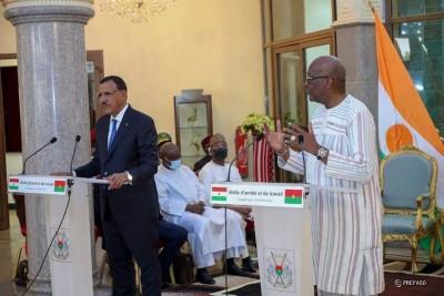 Burkina Faso - Niger : une mutualisation des efforts pour plus d'efficacité dans la lutte contre le terrorisme