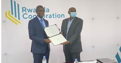 Côte d'Ivoire : Lutte contre la corruption, le ministre Zoro Epiphane Ballo à Kigali,...