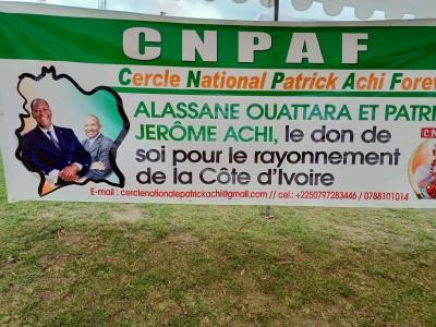 Côte d'Ivoire : Club de Soutien à Patrick Achi (CNPAF) ça rançonne fort en son nom, d...