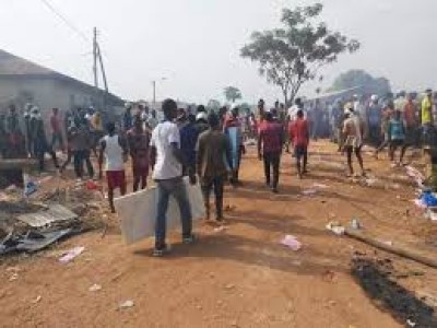 Côte d'Ivoire :Commentla désinformation a créé des conflits àDaoukro,Bongouanou,Divoet M'Battolors de la présidentielle, les prévisions d'un rapport d'étude
