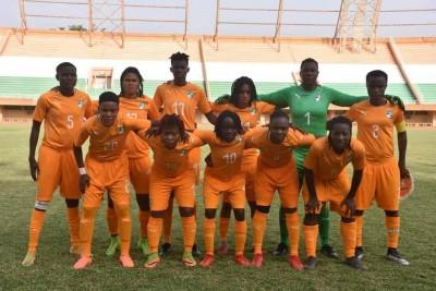 Côte d'Ivoire : Eliminatoires  CAN féminine 2022, les ivoiriennes pulvérisent les Nigériennes à Niamey 9-0