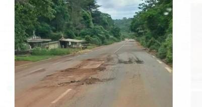 Côte d'Ivoire : Axe Kotobi- Daoukro, un an après sa réhabilitation, la voie à nouveau impraticable, le cri de cœur des populations