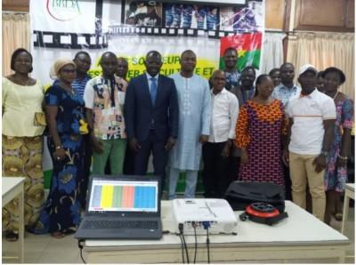 Côte d'Ivoire-Burkina : Visite d'immersion de la Direction Générale du BURIDA au BBDA pour des partages d'expériences Sud-Sud