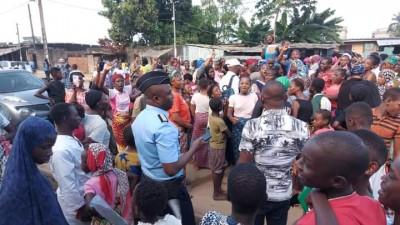 Côte d'Ivoire : Abobo, les populations manifestent et dressent des barricades suite aux accidents à répétition