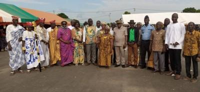 Côte d'Ivoire : Zuenoula, cohésion sociale et réconciliation, les femmes fument le calumet de la paix
