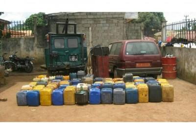 Cameroun : Démantèlement d'un vaste réseau sur les carburants frelatés