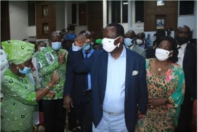 Côte d'Ivoire : Trois mois après son retour  d'exil, un nouveau point de chute pour Akossi  Bendjo au sein du PDCI-RDA