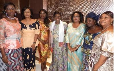 Côte d'Ivoire-RDC : Simone Gbagbo aux femmes politiques Congolaises : « Il faut sortir du complexe de colonisés »
