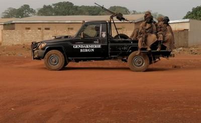 Côte d'Ivoire : Téhini, un convoi de la gendarmerie tombe dans une embuscade, plus de peur que de mal
