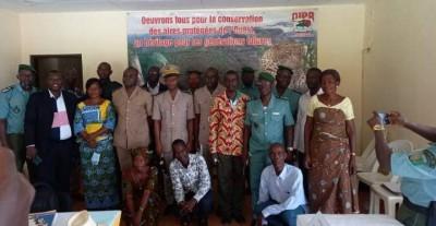 Côte d'Ivoire : Danané, conservation de la Réserve Naturelle Intégrale du Mont Nimba, les animaux recolonisent la partie ivoirienne