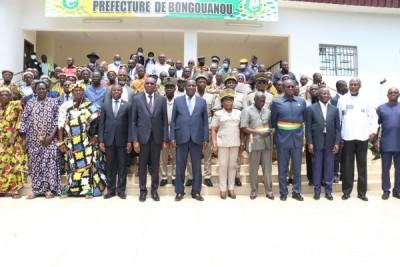 Côte d'Ivoire:    Ahoua N'Doli appelle les populations du Moronou à soutenir le Ministre-Gouverneur du District de la Comoé pour une lutte efficace contre la pauvreté