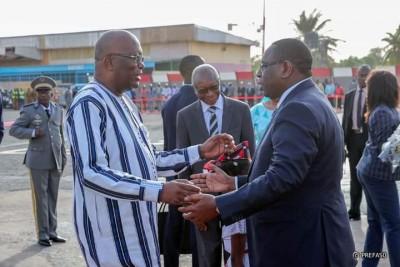 Burkina Faso : Le président Macky Sall à la cérémonie de clôture du Fespaco
