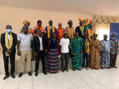 Côte d'Ivoire : Bouaké, face à des émissaires de la CPI, les populations instruites s...