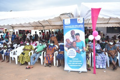 Côte d'Ivoire :    Cancer du sein, 3660 nouveaux cas enregistrés dans la seule ville d'Abidjan et environs, les femmes de Tiassalé invitées à faire leur dépistage précoce