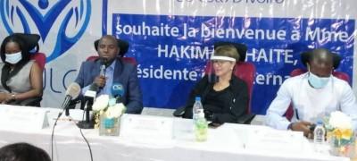 Côte d'Ivoire :    La Présidente de l'international libéral demande aux jeunes ivoiriens de rêver grand pour construire le pays et d'être tolérants