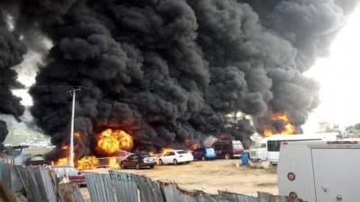 Nigeria : Explosion dans une raffinerie de pétrole illégale, 25 morts dont des mineurs