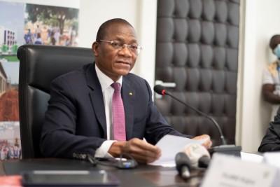 Côte d'Ivoire : Planification urbaine, Bruno Koné lance la 2e phase du Schéma Directeur d'Urbanisme du Grand Abidjan