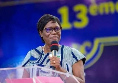 Côte d'Ivoire : Invitée en RDC, Simone dénonce l'ingratitude de Gbagbo « je n'ai pas la reconnaissance de celui qui partageait ma vie »