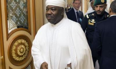 Gabon : Ali Bongo à Riyad en Arabie saoudite pour prendre part  à la 5e édition du Forum international sur les investissements