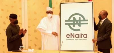Nigeria :  Lancement de la monnaie numérique e-Naira, ses avantages