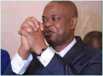 Côte d'Ivoire :  Rentré d'exil depuis le 30 avril 2021, Katinan Koné Justin réintégré...