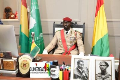 Guinée : Le colonel Mamady Doumbouya nomme quatre nouveaux ministres