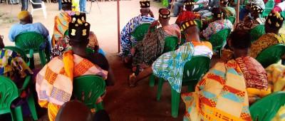 Côte d'Ivoire : La chefferie traditionnelle du Gbêkê en deuil, une tête couronnée tué...