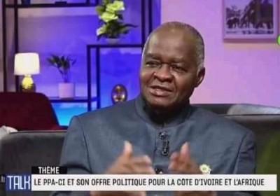 Côte d'Ivoire : Après deux malheureuses tentatives à convaincre Simone Gbagbo d'adhérer au PPA-CI, Hubert Oulaye «Elle ne veut plus continuer avec nous »