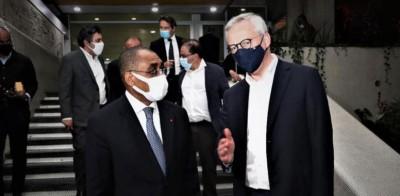 Côte d'Ivoire-France : Paris transforme 751 milliards FCFA de dette ivoirienne en subventions