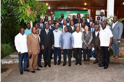 Côte d'Ivoire : Crise de confiance  au groupe  parlementaire  PDCI, Bédié à ses députés : « Je vous sais capables de surmonter les malentendus pour redevenir solidaires »