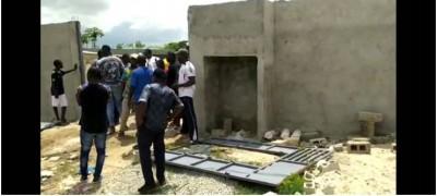 Côte d'Ivoire : Litige  sur le site  d'Abbe-Broukoi II à Abobo N'dotré, face au mutisme des autorités, les acquéreurs optent pour la « violence » pour mettre fin aux agissements des usurpateurs