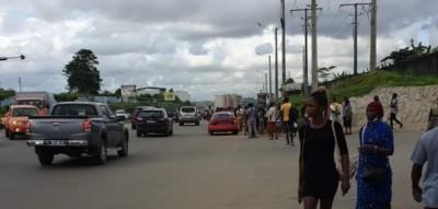 Côte d'Ivoire : Manifestation des chauffeurs Gbaka, perturbation du trafic dans plusieurs communes