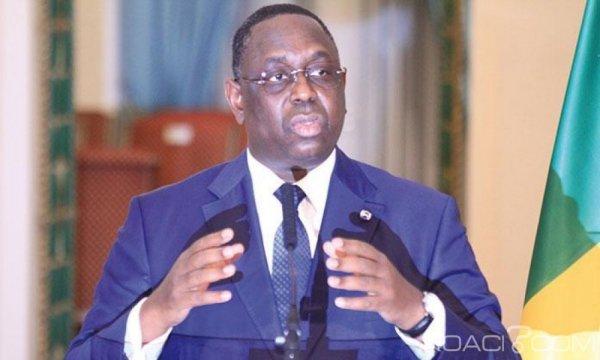 Sénégal: Macky Sall écarte toute possibilité de briguer un 3e mandat