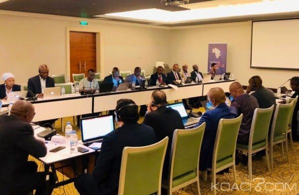 Côte d'Ivoire :  TIC, le ministre Isaac Dé prend part à Addis-Abeba à la réunion de Smart Africa