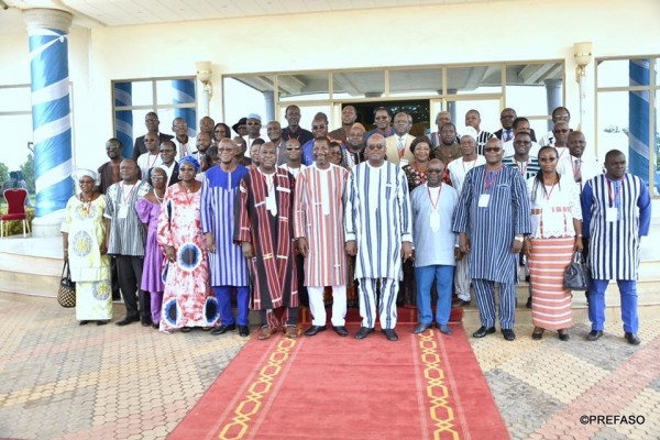 Burkina Faso : Majorité et opposition s'accordent à l'issue d' un dialogue politique