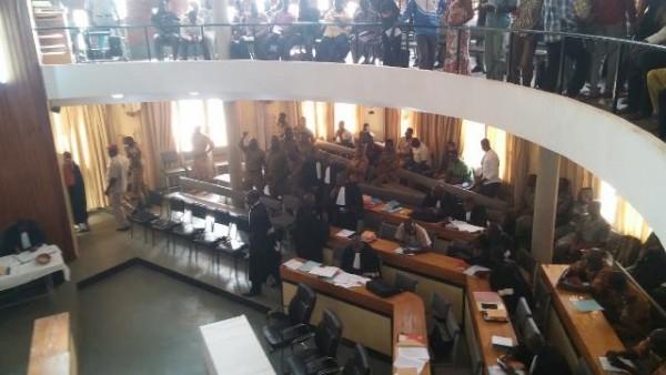 Burkina Faso : Le procès du putsch de nouveau renvoyé en attendant une décision du conseil constitutionnel