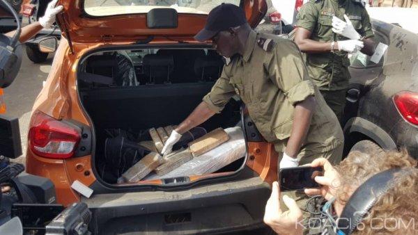 Sénégal: Saisie de 1036 kg de drogue au port de Dakar, un couple allemand et deux Italiens placés sous mandat de dépôt