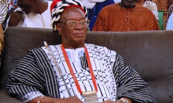 Burkina Faso: Décès du roi Kupiendieli de Fada N'Gourma