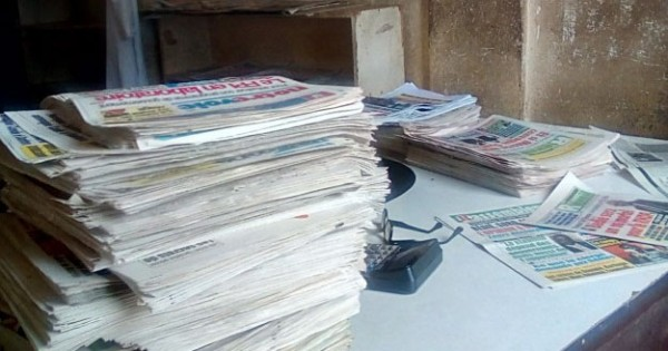 Côte d'Ivoire : Bouaké, mauvaise nouvelle pour les lecteurs, pour mévente des journaux un grand dépositaire Edipresse envisage fermer
