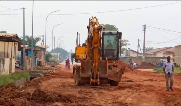 Côte d'Ivoire: Travaux de renforcement sur la ligne haute tension Dimbokro-Attakro-Abengouro...