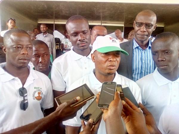 Côte d'Ivoire : Bouaké, pour éclairer la lanterne des jeunes sur le rassemblement, la JFA s'implante dans le Gbêkê
