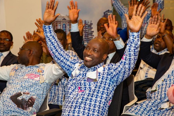 Côte d'Ivoire: Blé Goudé, élu sans surprise président  à la tête de son parti politique, le Cojep