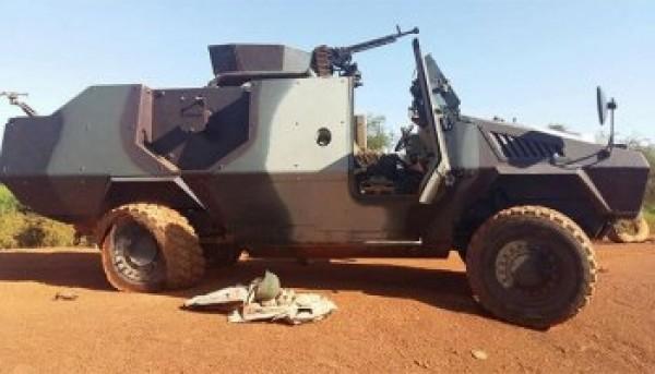 Burkina Faso : Une dizaine de militaires tués dans une attaque à Koutougou